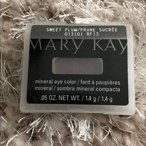 Mary Kay mineral eye color in sweet plum